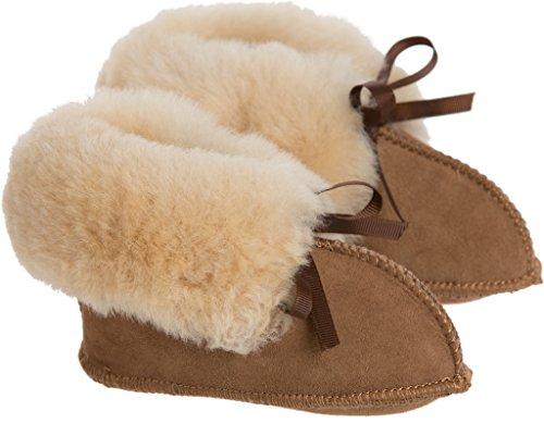 Australian Sheepskin Baby Slipper (Australian Sheepskin Bootie)
