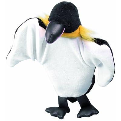 Hape Beleduc Penguin Kid's Hand Glove Puppet: Toys & Games