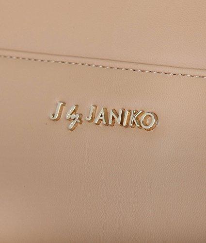 J. by Janiko MAIYA, Borsa a mano donna Beige beige