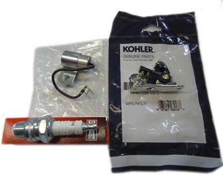 Amazon.com: Nuevo OEM Kohler Tune Up Kit de encendido puntos ...