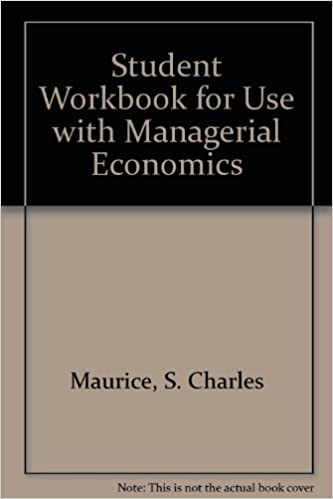 uses of managerial economics
