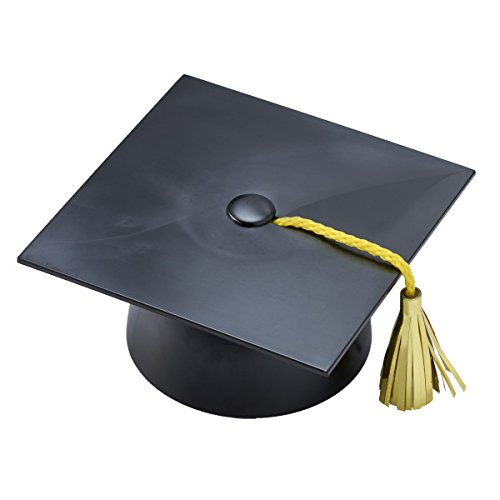 Smooth Grad Hat Layon Cake -