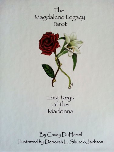 Magdalene Legacy Tarot: Lost Keys of the Madonna (1st First Edition) [Cards] (Madonna Card)