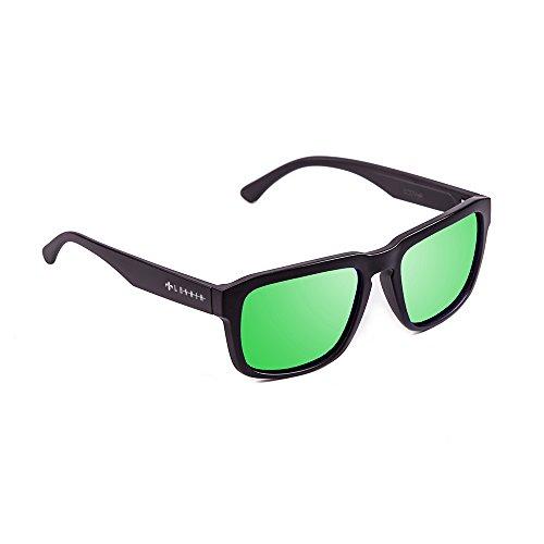 Lenoir Eyewear LE30.6 Lunette de Soleil Mixte Adulte, Vert