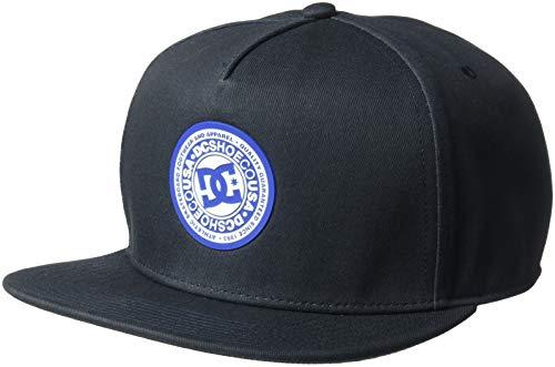 DC Apparel - Kids Boys' Big REYNOTTS Trucker HAT Youth, Black iris, 1SZ (Beanie Hat Dc)