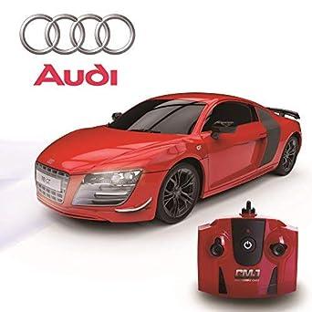 Amazoncom Audi R GT Official RC Radio Remote Controlled Car One - Audi r8 gt