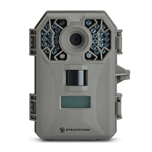 Stealth Cam G42 No-Glo Trail Game Camera STC-G42NG (Gray) by Stealth Cam