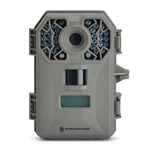 - Stealth Cam G42 No-Glo Trail Game Camera STC-G42NG (Gray)