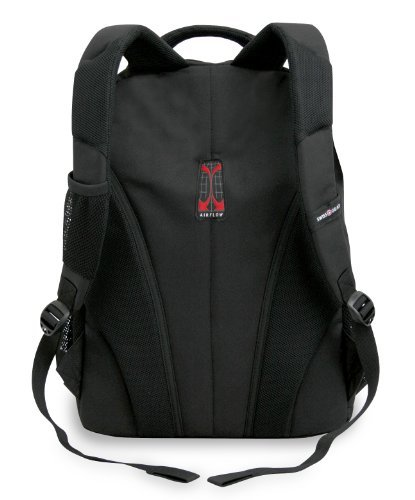 SwissGear Lightweight Feature Laptop Backpack (SA3077.B) Color: Red/black PC, Personal Computer