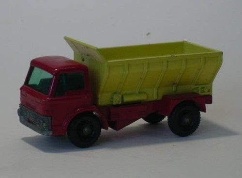 Ford Grit Spreader Truck Matchbox #70 B 1966
