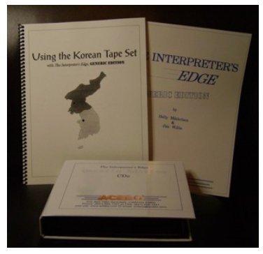 Download Interpreter's Edge, Generic Edition, with the Korean CD Set PDF