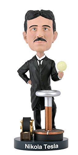 Royal Bobbles Nikola Tesla Bobblehead