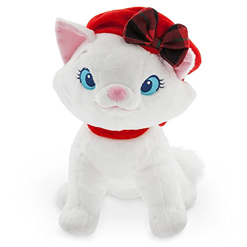 Disney Marie Holiday Plush - The Aristocats - 10 1/2 Inch
