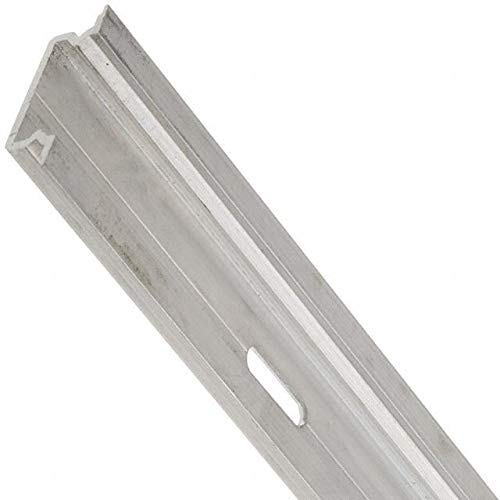 DIN RAIL 34.8MMX10.29MM SLOTTED (Pack of 2) (24A110)