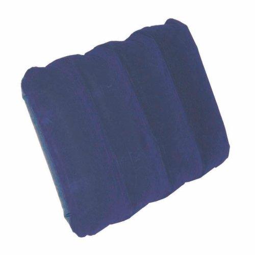 Highlander Sleepeze - Colchón de aire para acampada, color azul: Amazon.es: Deportes y aire libre