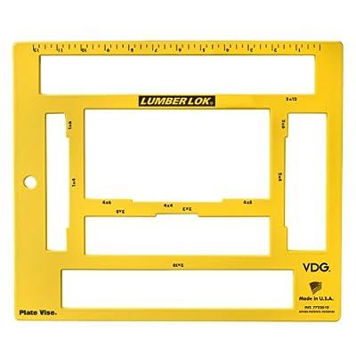Tri-Vise LLDSY-01 12-Inch Steel Lumber Lock Vise