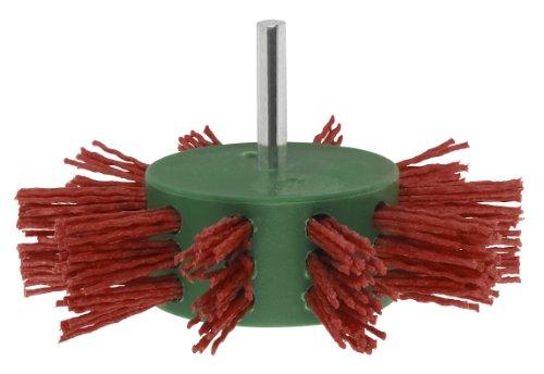 Bosch 2609256543 DIY Fächerbürste Nylondraht, SiC beschichtet, ø 100 mm, 6 mm (1)