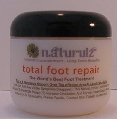 Total Foot Repair Naturulz 4 oz Cream