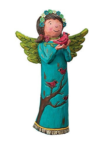 Figurine Angel Peace Wings (Studio M At Peace Garden Angel by Magnet Works WW004)
