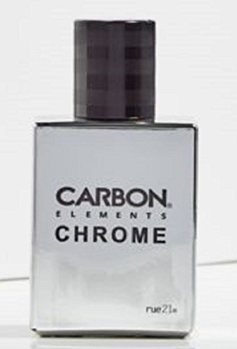 Mens Carbon Elements Chrome By Rue21 1 7Oz Spray