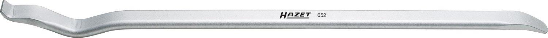 Hazet 650-12 Leva per Gomme e Leva di Montaggio Lunghezza 303 mm Argento
