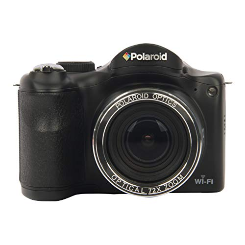 Polaroid 18.1MP 72x Zoom Digital Camera