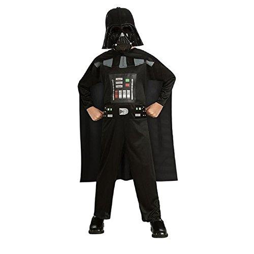 Easy To Make Halloween Costumes Guys (Starwars Darth Vader Children's Costume - Medium (size 8-10))