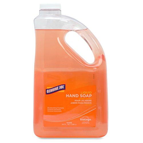 Ph Of Liquid Hand Soap - 9