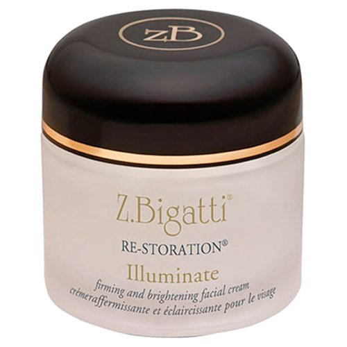 Cheap Z. Bigatti Re-Storation Firming and Brightening Facial Cream, Illuminate, AHA Free Exfoliation, 2 oz (56 g)
