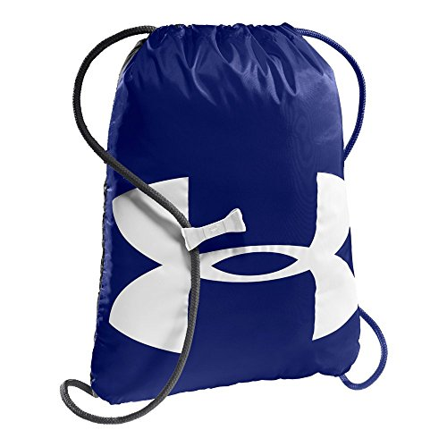 Under Armour Ozsee Sackpack, Royal/Graphite, One Size