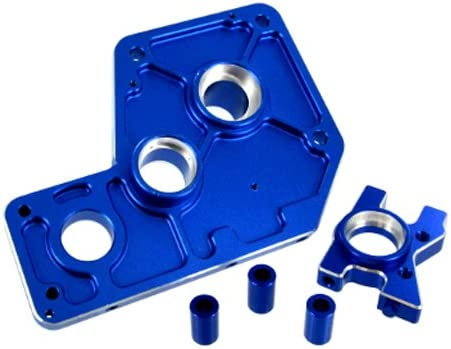 B00D25FK46 Redcat Racing Gear Mount (Square Drive), Blue 41hSQarsMlL.