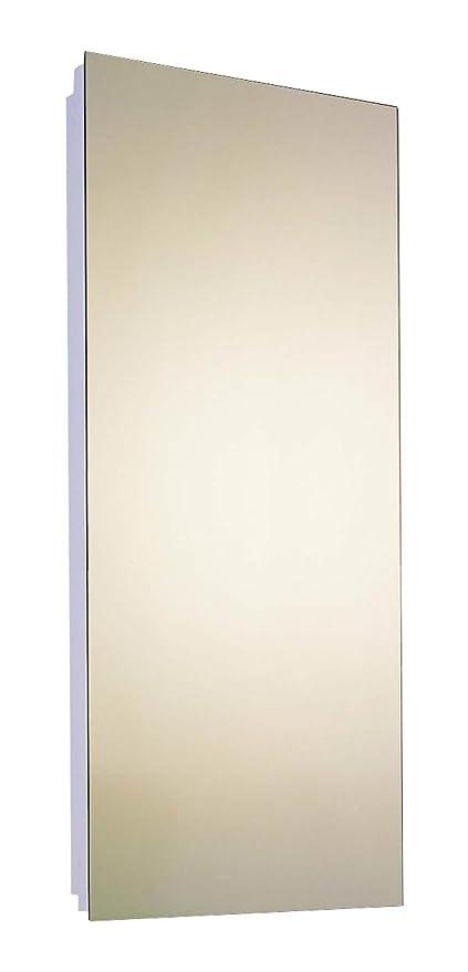 Awesome Euroline Series Semi Recessed Slim Style Medicine Cabinet Interior Design Ideas Philsoteloinfo