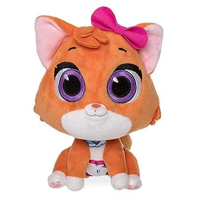 Disney Mia The Kitten Plush – T.O.T.S. – Small – 6'': Toys & Games