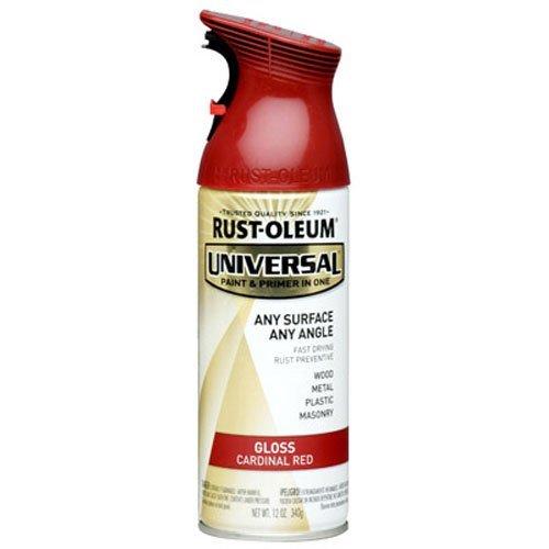 Rust Oleum 245211 Universal Surface Cardinal