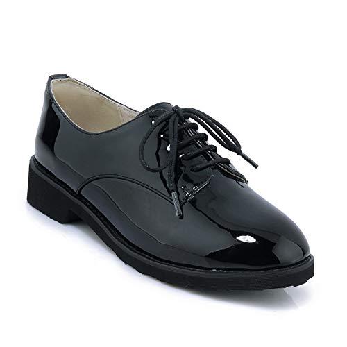 ERR00004 Aimint Sandales 36 Noir Compensées EU 5 Noir Femme TqrPRqwd
