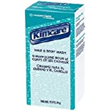 Kimberly-Clark 92542 Scott Kimcare Citrus Floral Fragrance Hair and Body Wash, 500mL Size, Golden (Pack of 18)