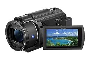 Sony FDR-AX43 4K Videokamera, Svart