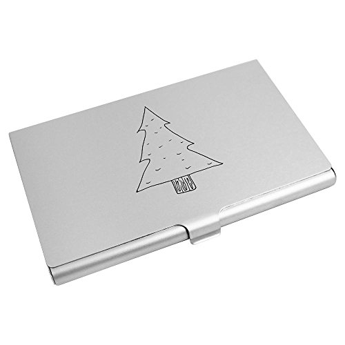 CH00006059 Card Tree' Business Azeeda Card Wallet 'Christmas Holder Credit q7PUMO
