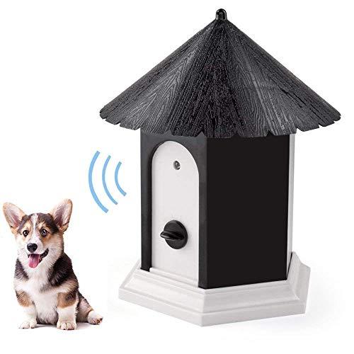 YC° Bark Control Device, Ultrasonic Dog Bark Deterrent Anti Barking Device Dog Behavior Training Tool 100% Safe to use