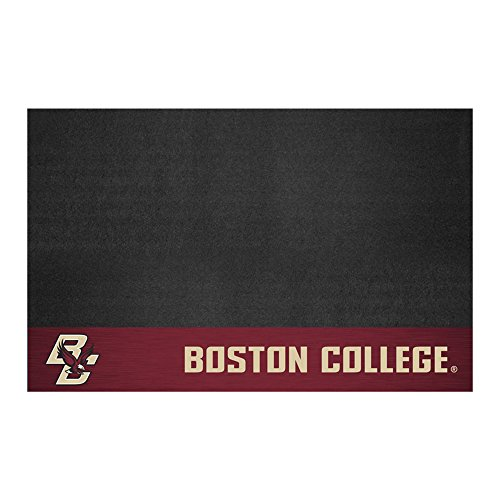 Boston College Floor Mat (FANMATS 21625 Boston College Grill Mat, Team Color, 26