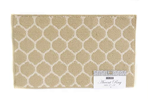 DINY Home & Style Accent Rug Ogee Design 17