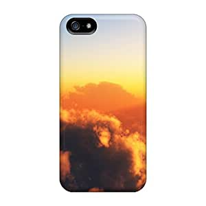 6Plus Case Cover For Iphone 5/5s - Retailer Packaging Sun Rising Protective Case