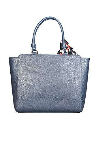Moschino , Damen Tote-Tasche Blau Marineblau