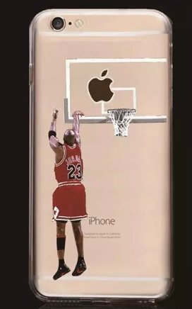 coque iphone 7 basket