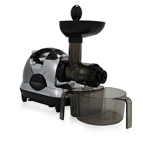 Dr. Mercola Juice Extractor (220V, Chrome) - International Model