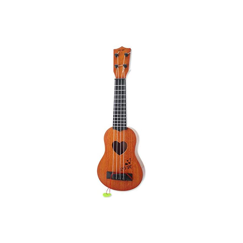 """E Support™ 17"""" ABS 4 String Musical Inst"""