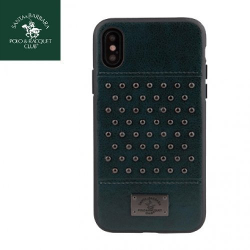 premium selection 8736a 1ffd0 Amazon.com: Apple Iphone X Staccato Santa Barbara Polo Racquet Club ...