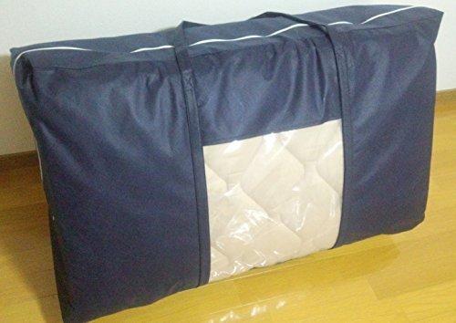 マルハチプロ 三層羊毛敷布団◆シングル(S)「至福の眠り」シリーズ ホテル旅館仕様 B012ZTQ6IS
