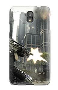 Series Skin Case Cover For Galaxy Note 3(crysis)