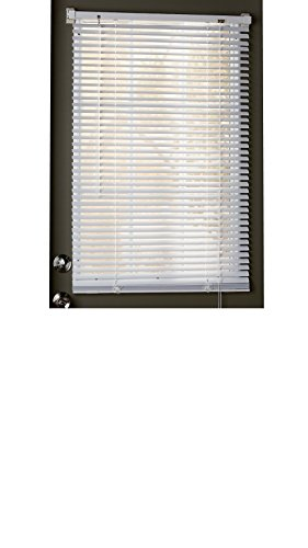Trenton Gifts Magnetic Window Blinds, Mini Snap-On Blinds, Thin Slats of 1
